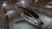 Space Tourism Beluga Liner