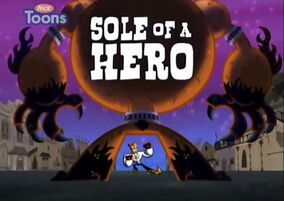 Sole of a hero