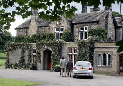 Creskeld hall arthington yorkshire emmerdale past for Wallpaper emmerdale home farm