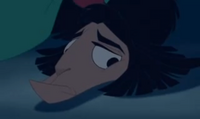 Kuzco feels bad