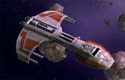 Marauder cruiser
