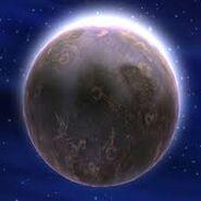Planet Coruscant