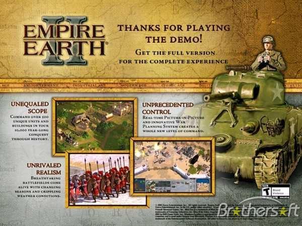 Empire Earth ii Empire Earth Ii-66122-1
