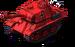 Elite Panther Tank