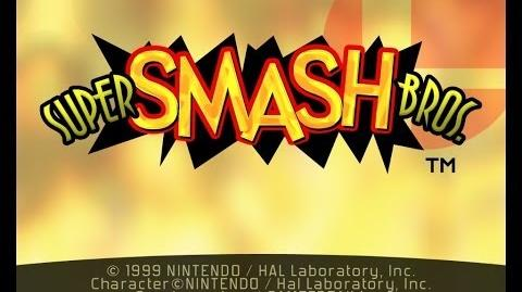 Let's Play Super Smash Bros. 64 - WORLDSTAR! (Project 64)
