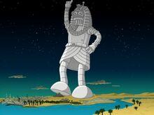 Bender'srobot