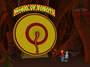 Wheel of Robots