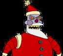 Robot Santa Claus