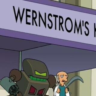 Wernstrom Killbots