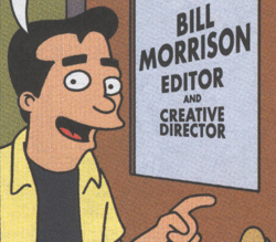 BillMorrisonFuturama