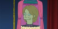 Martha Stewart's head