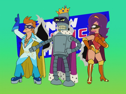 The New Justice Team