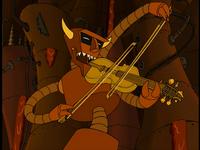 Robot Devil Fiddle
