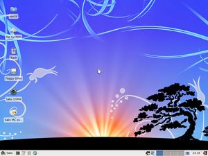 Salix-screenshot