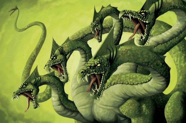 Hydra | Encyclopedia of myths Wiki | Fandom powered by Wikia Greek Mythology Hydra