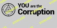 STERILIZED - YOU ARE THE CORRUPTION