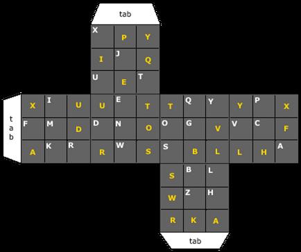 Board-cube