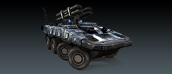 IFV-AMZ-26 Badger-EFEC