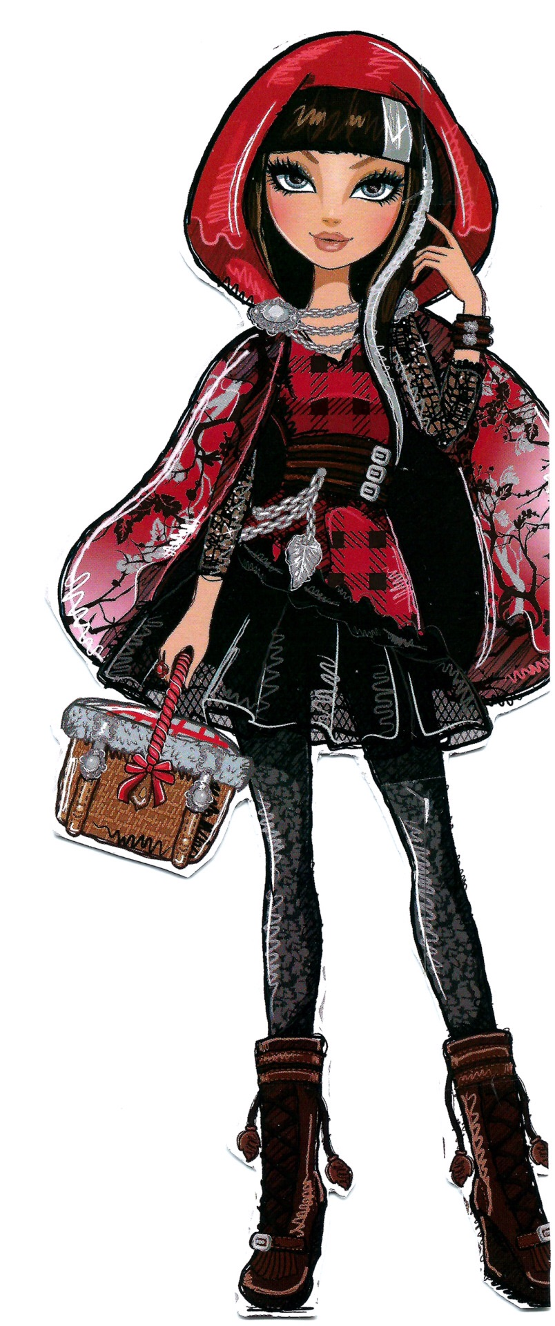 Cerise Hood Ever After High Where Princesses Are