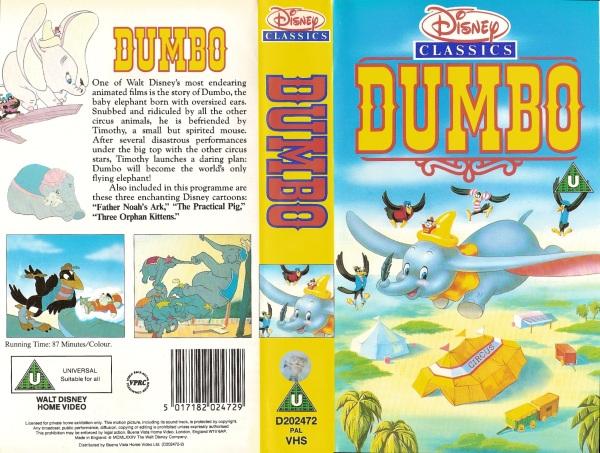 File:Dumbo UK VHS Cover.jpg