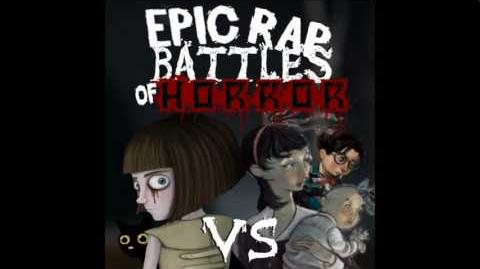 Fran Bow vs Baudelaires Instrumental. Epic Rap Battles of Horror Season 5