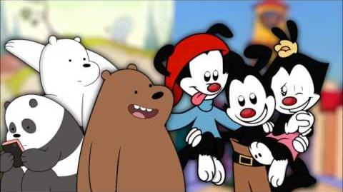 The Bear Bros vs The Warner Bros Instrumental. Rap Battle.