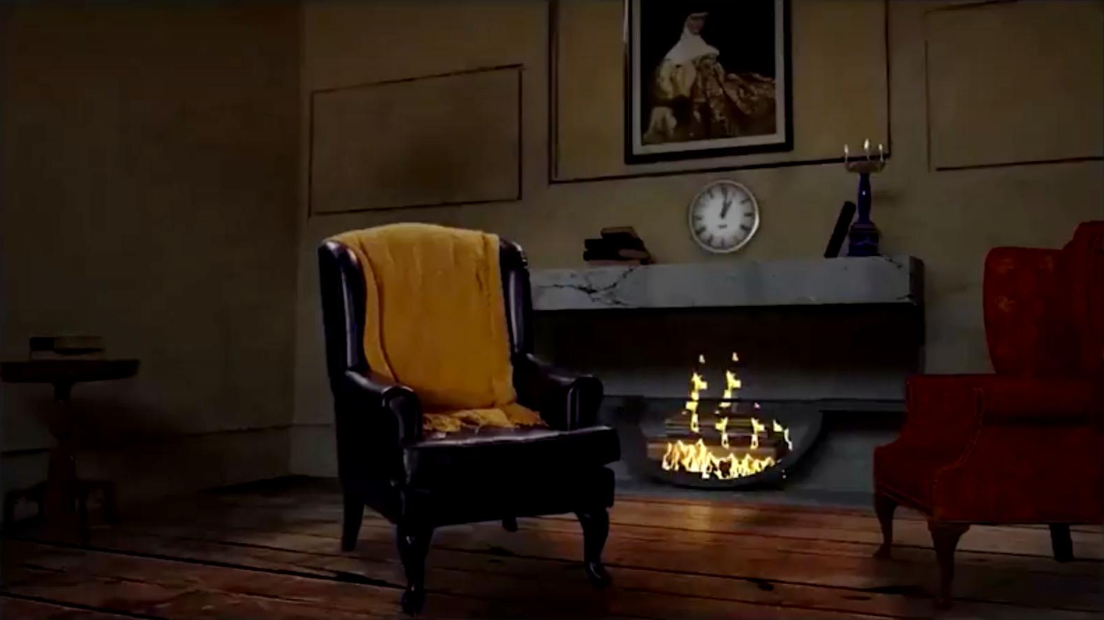 Ebenezer Scrooge's Mansion | Epic Rap Battles of History Wiki | Fandom ...
