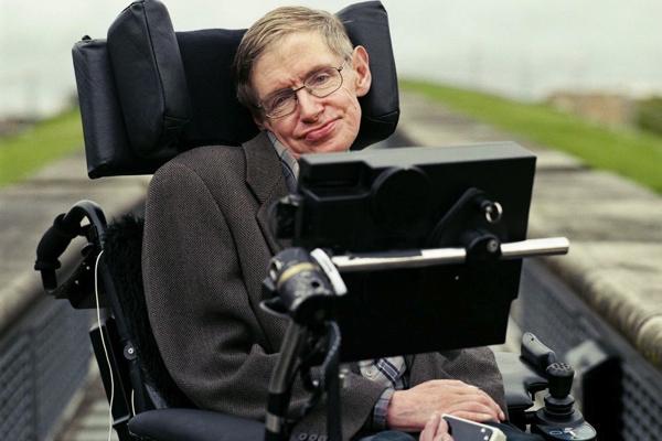 Based on. Stephen Hawking Based On