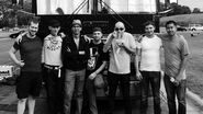 ERB and The Jackpot Golden Boys USA tour 2015
