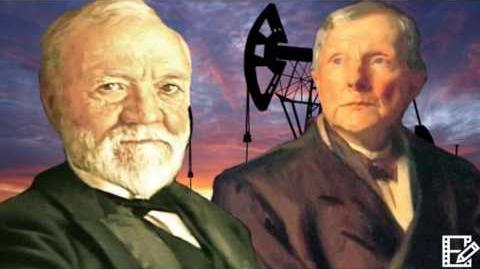John D. Rockefeller vs Andrew Carnegie instrumental beat