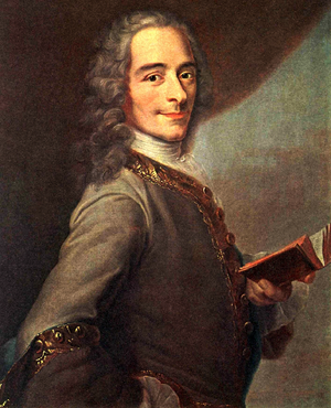 Voltaire Based On