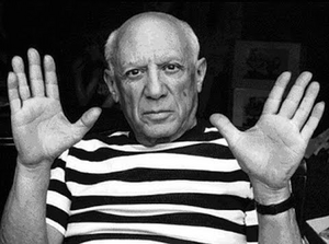Pablo Picasso Based On