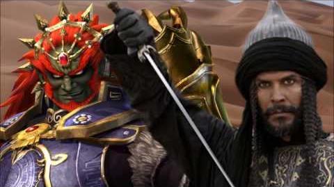 Ganondorf vs Saladin. Epic Rap Battles Video Games vs History Season 3