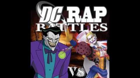 The Joker vs Kefka