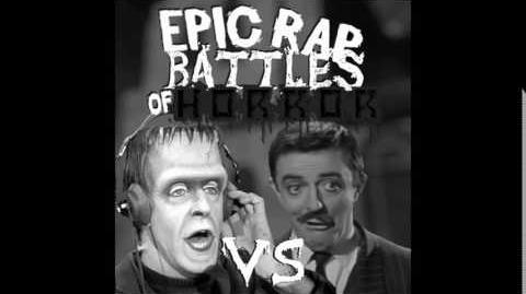 Addams vs Munster Instrumental. Epic Rap Battles of Horror Season 5 Fathers Day Special