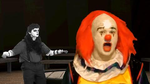 Pennywise vs Laughing Jack