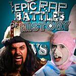 Genghis Khan vs. Easter Bunny
