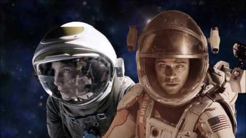 The Martian vs Gravity Instrumental. Rap Battle.
