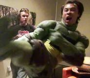 Teenage Mutant Ninja Turtles Stunt Double