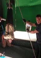 Tony Clark Behind the Scenes 2