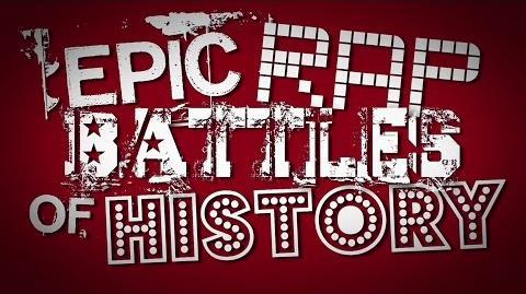 Every EPIC RAP BATTLES OF HISTORY Intro (Season 3)