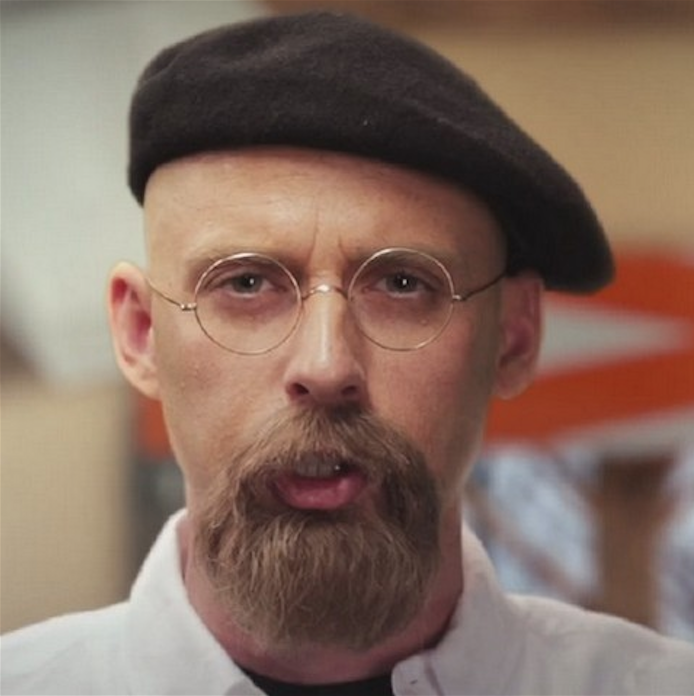 jamie hyneman height