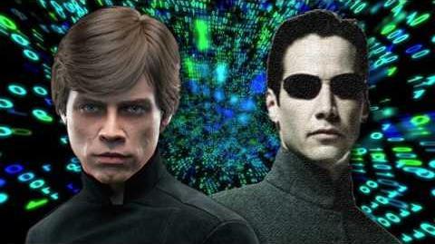 Neo vs Luke Skywalker-0