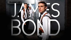 James Bond Title Card