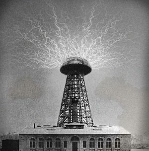 Wardenclyffe Tower Based On