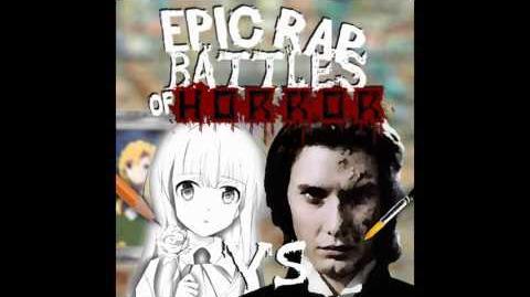 Ib vs Dorian Gray Instrumental. Epic Rap Battles of Horror Season 5