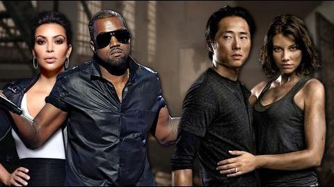 Kim & Kanye vs Glenn & Maggie - Instrumental