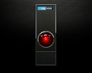 HAL 9000 Based On
