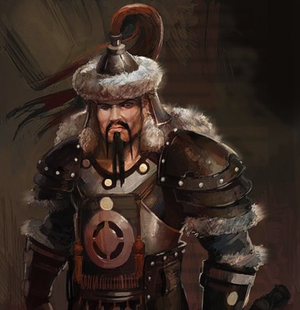Genghis Khan Based On