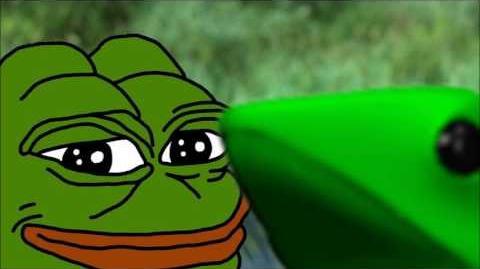 Pepe vs Dat Boi Rap Beat